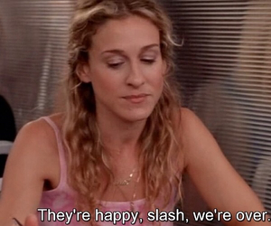brunch, sex and the city, and Carrie Bradshaw image