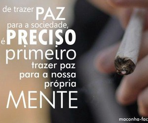 cigarro, liberdade, and peace image