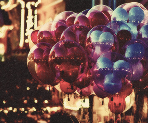 balloons and disney image