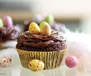 chocolate, cupcake, and cupcakes image