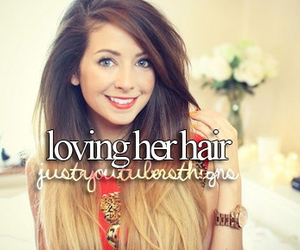 zoella, youtuber, and beauty image