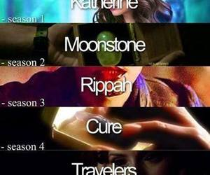 tvd, the vampire diaries, and travelers image