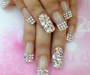 nails and bling image