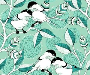 bird and blue image