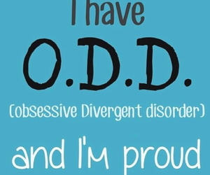 divergent, book, and odd image