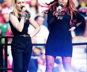 perrie, jesy, and pesy image