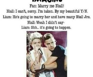 one direction, niall, and imagine image