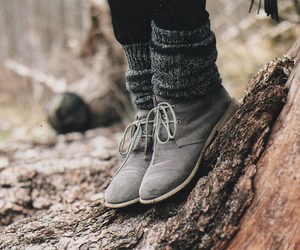 shoes, photography, and boots image