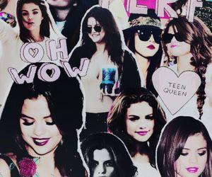 Collage, pretty, and selena gomez image