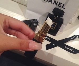chanel, cosmetics, and makeup image