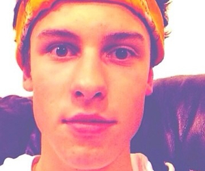 happy, cute, and mendes image