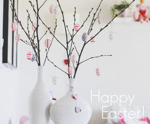 diy, easter, and eggs image