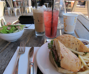 food, yum, and drink image