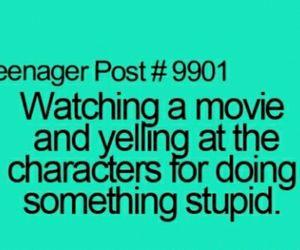movie, funny, and stupid image