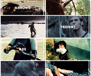 catching fire, finnick odair, and sam claflin image