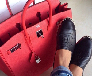 chanel, hermes, and fashion image