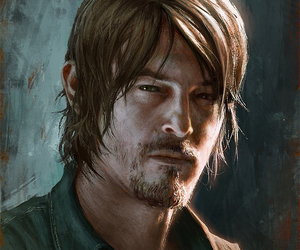 daryl dixon, twd, and norman reedus image