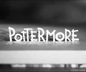 pottermore, harry potter, and potter image