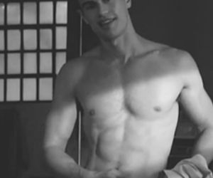 Hottie and theo james image