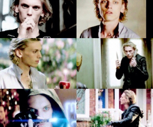 Jamie Bower, Jamie Campbell Bower, and the mortal instruments image