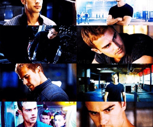 four, mcm, and divergent image