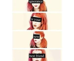 ignorance and paramore image