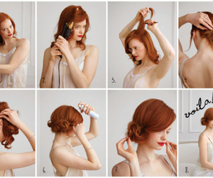 fashion, shorthair, and hairstyle image