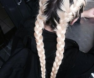 awesome, style, and braid image