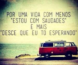 saudade and vida image