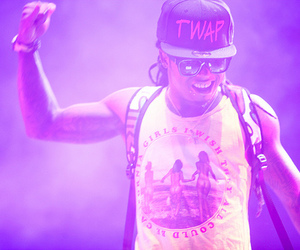 lil wayne, celebrity, and swag image