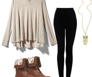 clothes, fall, and heart image
