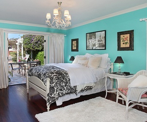 bedroom, girly, and rooms image