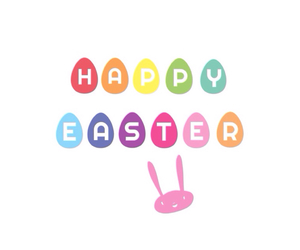 happy easter, bunny, and easter image