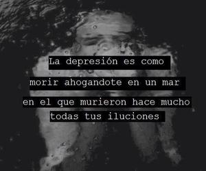 depresion and frases image