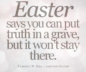 easter, jesus christ, and quotes image