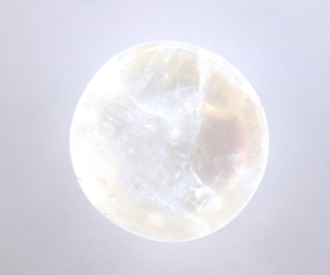 moon, pale, and pastel image