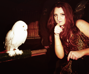 beautiful, hedwig, and evanna lynch image