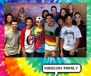 family, tour, and cameron dallas image