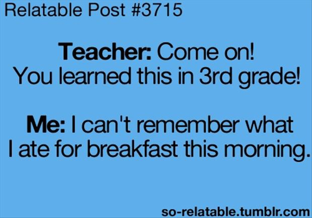 funny quotes about teachers - Google Search on We Heart It
