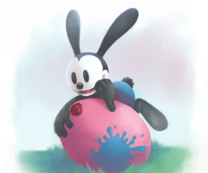 easter and friends image