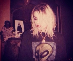 grunge and frances bean cobain image