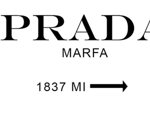 Prada, marfa, and gossip girl image