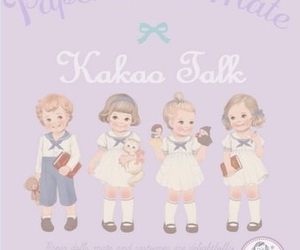 fairy, pastel, and paper doll mate image