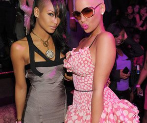 Amber Rose and cassie image