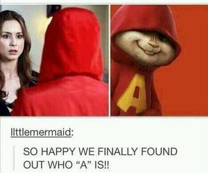pll, a, and i know who a is image