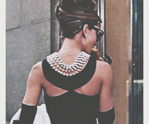audrey hepburn, Breakfast at Tiffany's, and dress image