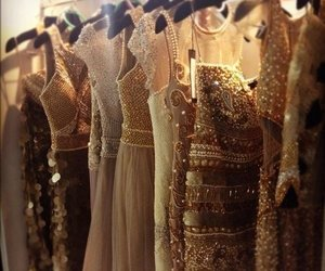 beautiful, style, and golden image