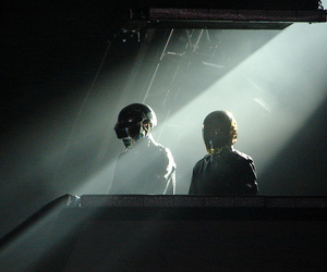daft punk, dj, and electro image