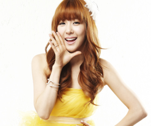 snsd, tiffany hwang, and ace bed image
