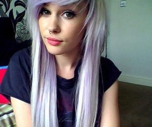 girl, hair, and alternative image